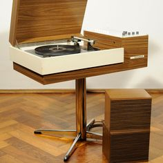 Telefunken Rondo Record Player
