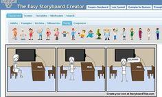 Storyboard That, una sencilla aplicación web para crear tiras cómicas