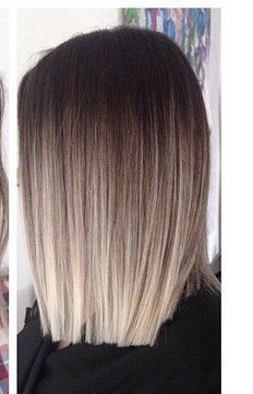 Twitter Short Ombre Hair Balayage Straight Hair Ombre Hair Blonde