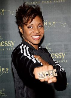 After over two decades of hits including 'Cha Cha Cha,' 'Cappuccino,' 'Ruffneck' and 'Cold Rock a Party' (with Missy Elliot), MC Lyte is bona fine hip-hop royalty. She was saluted by other female artists in 2006 during VH1's annual Hip Hop Honors show.