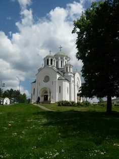 St.Dimitrije church, Lazarevac, Serbia