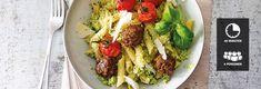Vegetarische pasta met broccolipesto en geroosterde tomaatjes - Lidl.nl