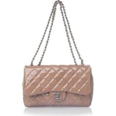 Chanel Classic 2.55 Quilted Camel Evening Handbag | Chanel Handbags from Bag Borrow or Steal™