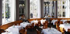 Northall Restaurant at The Corinthia Hotel, London // David Collins