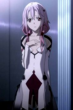 Of all the outfits that she wore, this was my favorite Anime Life, All Anime, Me Me Me Anime, Anime Art, Anime Girls, Belle Cosplay, Female Characters, Anime Characters, Guilty Crown Wallpapers