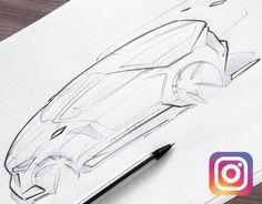 Car Design Sketch, Car Sketch, Logos Retro, Line Sketch, Motorcycle Design, Car Drawings, Transportation Design, Automotive Design, Character Drawing