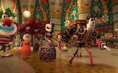 THE BOOK OF LIFE Movie Review – Visually Inventive, Narratively Disappointing - Screen Invasion