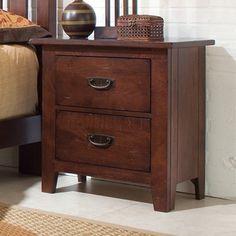 Stonewater 2 Drawer Nightstand - http://delanico.com/nightstands/stonewater-2-drawer-nightstand-504357234/