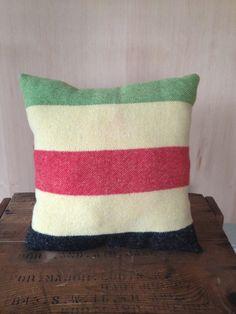 Vintage Camp Pillow