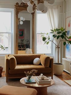 My Living Room, Home And Living, Living Room Decor, Living Spaces, Dining Room, Home Design, Living Vintage, My New Room, Decoration