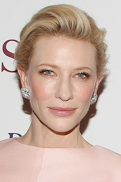 Cate Blanchett - my Zyla essence tone is not so far from this