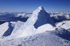 Monte Sarmiento. Parque Nacional Alberto Agostini. XII Región de Magallanes y Antártica Chilena.  Foto de: Ralf Ganzthorn www.desnivel.com