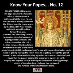 Know Your Popes No. 12
