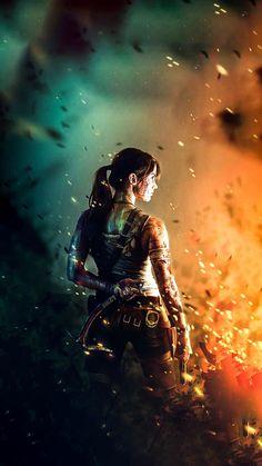 Tomb Raider [Custom Edit] Link : https://toptenbeautifulwallpaper.blogspot.com - Top ten Beautiufl wallpaper