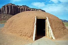 Navajo Indians Shelter | Navajo, late 1300's A.D. to Present