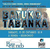 Actuación de Batuko Tabanka e charla sobre Cabo Verde: Concello Bergondo