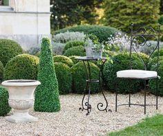 Amazing Boxwood Garden