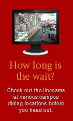 How long is the wait? Linecams.