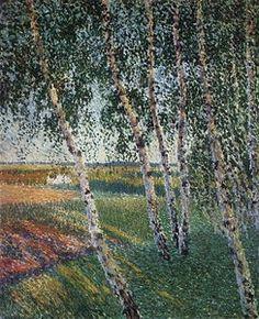 May Evening - (Igor Emmanuilovich Grabar)