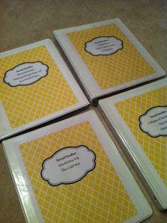 For the Love of Teaching: Organizing Social Studies Binders