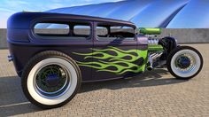 Ford Rat Rod by SamCurry