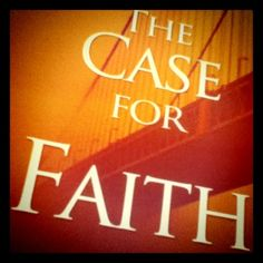 """A journalist investigates the toughest objections to Christianity."" The Case for Faith by Lee Strobel is a must-read for believers and non-believers alike!"