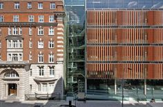 University College London Cancer Institute: Paul O'Gorman Building – Projects – Grimshaw Architects