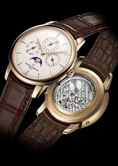 Vacheron Constantin Patrimony Contemporaine Perpetual Calendar › WatchTime - USA's No.1 Watch Magazine