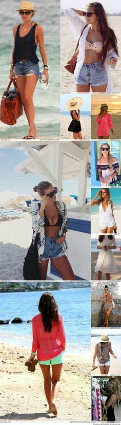 c924f7f5 Las 16 mejores imágenes de Pareos de playa: consigue tu look chic ...