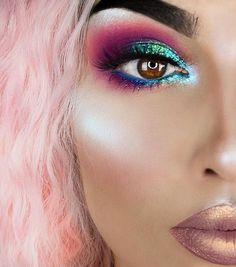 Makeup Eye Looks, Eye Makeup Art, Eyeshadow Makeup, Makeup Tips, Makeup Ideas, Makeup Geek, Makeup Goals, Makeup Tutorials, Makeup Products