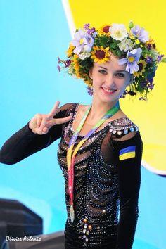 Anna Rizatdinova | Ukraine #rhythmicgymnastics