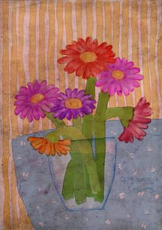 Spring Flowers - Soojung Cho