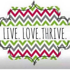 I love my THRIVE lifestyle!! You will be amazed at how FABULOUS your body feels while THRIVING!! www.Vickithrive.le-vel.com