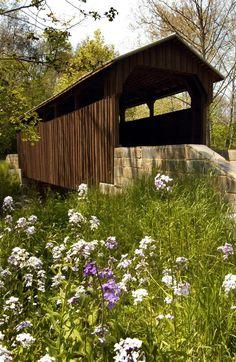 West Virginia Department of Commerce Covered Bridges