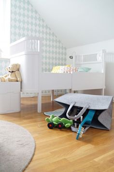 BOYS ROOMS - mommo design