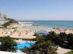 Holidays in Romania, to select the Black Sea Romania Tourism, Seaside Resort, Black Sea, Beach Resorts, Marie, Cool Pictures, Dolores Park, Beautiful Places, Coast
