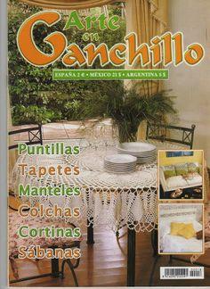 Revista Arte en Ganchillo Nº 18