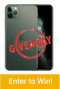 iPhone 11 Pro Free Giveaway – Enter to win a brand new iPhone 11 Pro! Get your chance to win a brand new iPhone 11 Pro for free with this giveaway. Get it now, Don& miss this chance. First Iphone, New Iphone, Apple Iphone, Iphone Widgets, Iphone Charger, Iphone Cases, Iphone 7 Plus Red, Win Phone, Nouvel Iphone