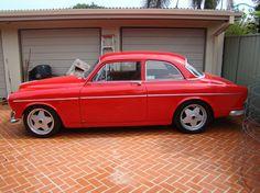 1968 Volvo 122 120