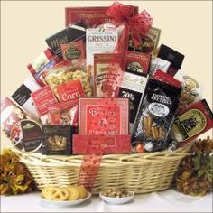 Great Arrivals Snack Attack XL Gourmet Food Gift Basket Food Gift Baskets Raffle Baskets & 7 Best Christmas Gift Packages images | Gourmet gifts Gourmet gift ...