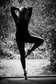 Without a doubt my favorite black and white shot I have ever taken. When someone is as beautiful as she is on the inside, it radiates on the outside, too.  #dance #photography #bestfriend