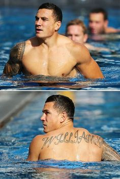 Sonny Bill Williams - Rugby