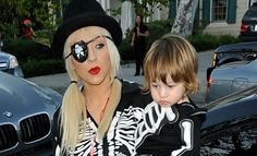 Check out these adorable celebrity kids Halloween costumes!