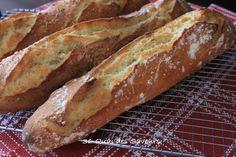 Encore du pain vous allez dire !! Oui je sais en ce moment je me prends pour la boulangère, mais je ne pouvais pas pour ceux et celles qui ne connaissent pas, ne pas vous faire connaitre cette méthode pour faire du pain. En ce moment elle tourne sur beaucoup de blogs dont celui de Rose ,Lire la suite