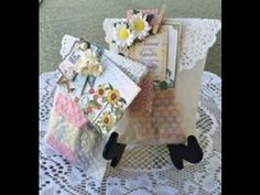 Treat Gift Bags with Graphic 45