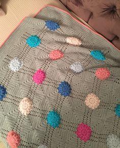 Crochet blanket #Tığ işi battaniye
