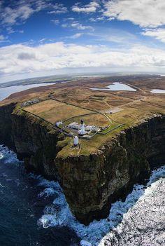 """"""" Dunnet Head, Scotland by Roger Sharp google.com """""""
