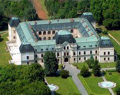 Slovakia, Humenné - Mansion