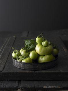 Green Tomatoes - Leigh Beisch