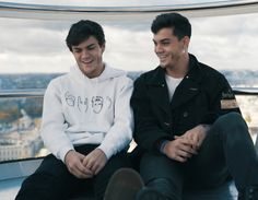 their smiles light up my world